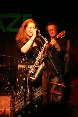 Carmina, Black Mountain Jazz, Melville Theatre, Abergavenny, 31/01/2016.