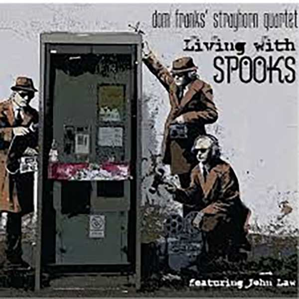 Album Living With Spooks by Dom Franks