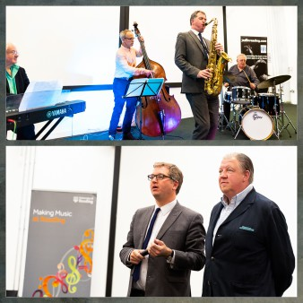 'Tubby Hayes: A Man in a Hurry', University of Reading London Road Campus, 11/05/2018