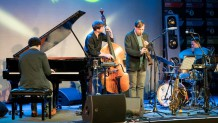 Sunday at Cheltenham Jazz Festival, 30/04/2017.
