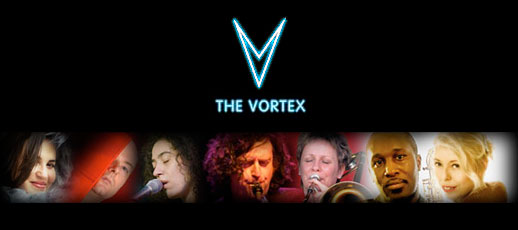 February 09 London Vortex gigs